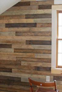 Repurposed Wall of Wood